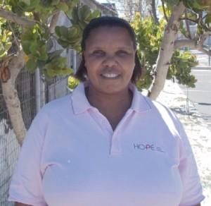 Ncebakazi Fata (Bridget)